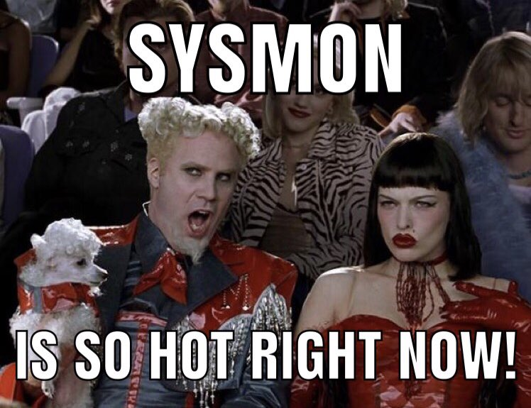 sysmon-hot-now