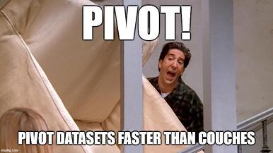 Pivot-datasets-faster-than-couches