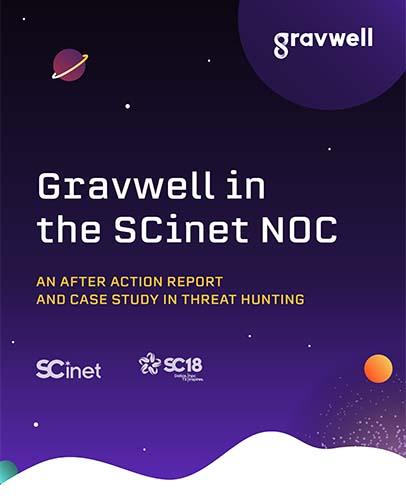 Gravwell SC18 eBook